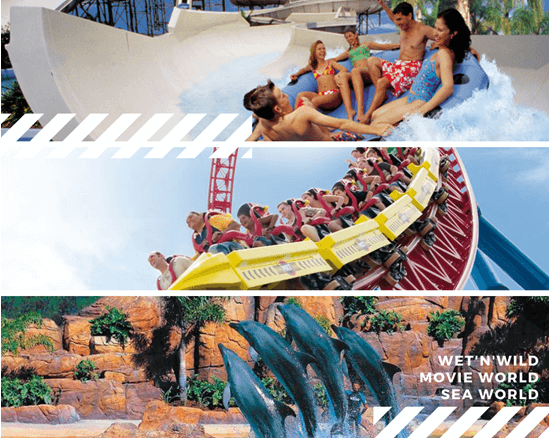 Gold Coast Theme Park Transfers Con X Ion