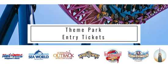 Theme Parks Entry Tickets