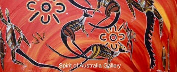 Spirit of Australia Gallery