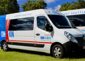 Sydney Airport Transfers | Con-x-ion