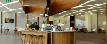 Virgin Australia Cafe