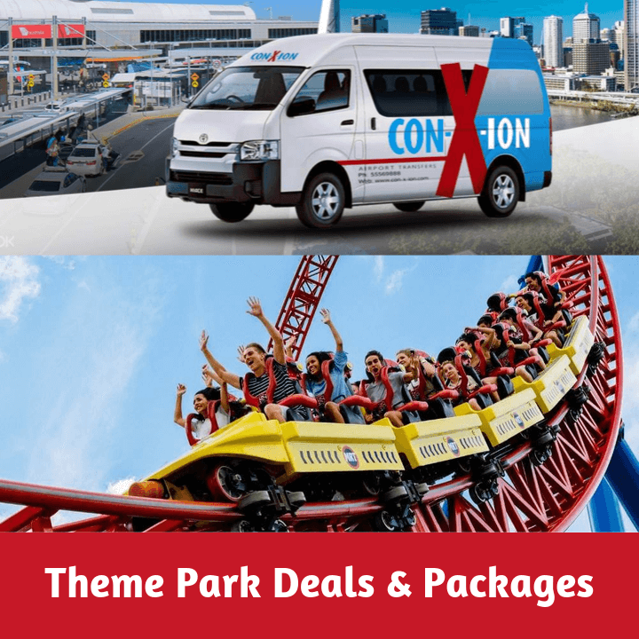 Gold Coast Theme Park Deals