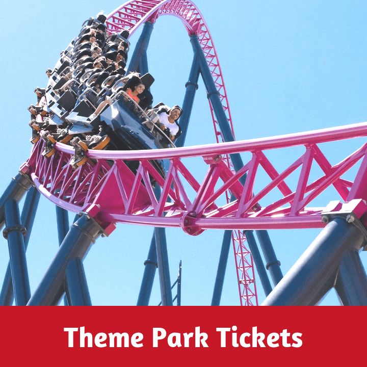 Gold Coast Theme Park Tickets