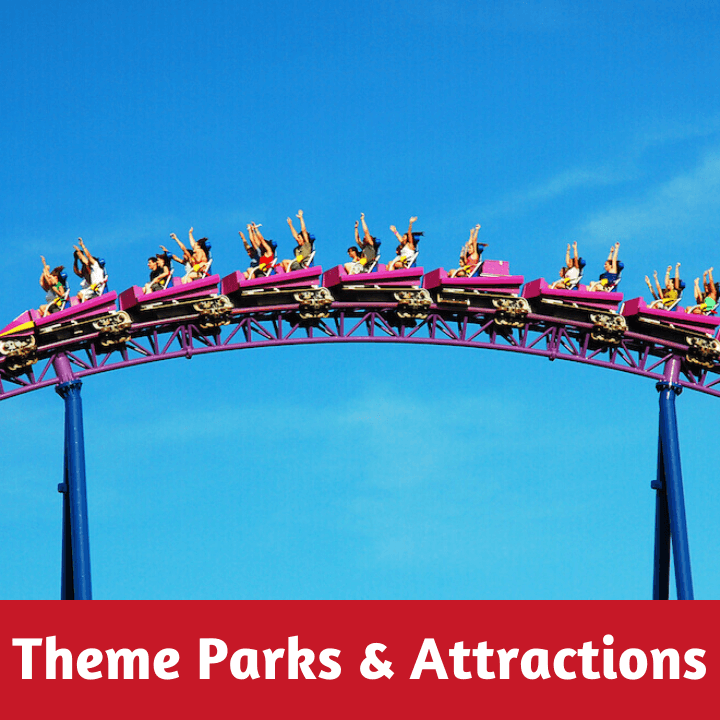 Gold Coast Theme Parks and Attractions