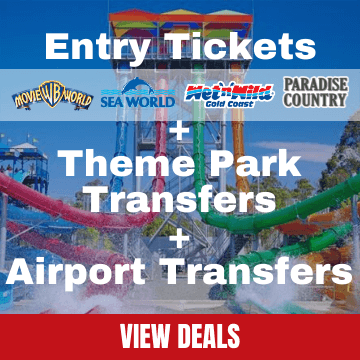 Theme Park Tickets and Theme Park/Airport Transfer Deals