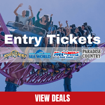 Theme Park Ticket Deals