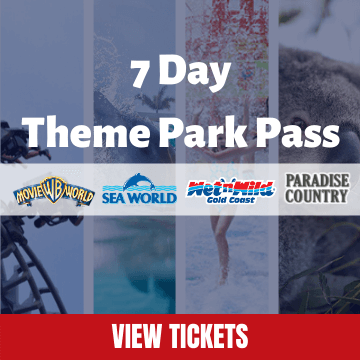 7 Day Theme Park Super Pass