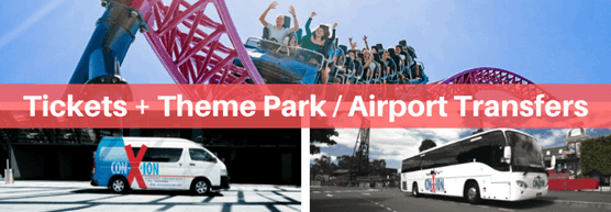 Tickets plus Theme Park and Airport Transfers