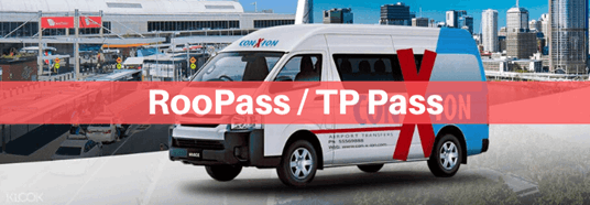 RooPass and Theme Park Transfer Passes