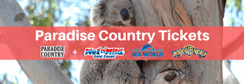 Paradise Country Theme Park Tickets